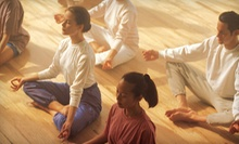 10 Yoga Classes or One Month of Yoga Classes at Back4more (Up to 83% Off)