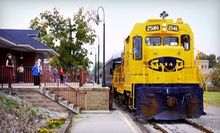 One Child or Adult Admission to the Regular Train Excursion at the Kentucky Railway Museum (Up to Half Off)