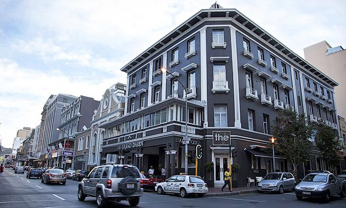 The Grand Daddy - Cape Town: Cape Town: Accommodation for Two at The Grand Daddy Boutique Hotel