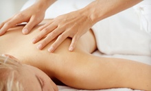 One or Two 60-Minute Massages at Unearth the Power (Up to 56% Off)