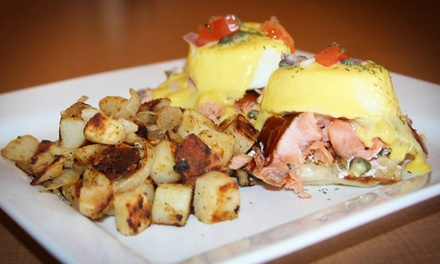 $10for $17Worth of Classic American Food at Korner Cafe
