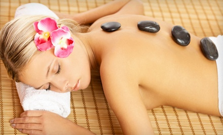 One or Three 60-Minute Swedish or Hot-Stone Massages at Calming Massage (Up to 59% Off)