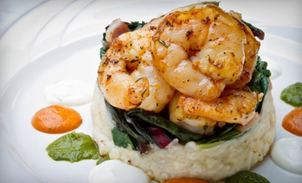 $30 for $60 Worth of Upscale Southern Food at Carolina Crossroads Restaurant