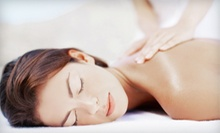 60-Minute Deep-Tissue, Swedish, or Hot-Stone Massage at The Best Nails and Massage (51% Off)