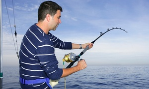 Afternoon Fishing Trip For One Or Two From Golden Eagle Fishing (up To 51% Off). Two Options Available.