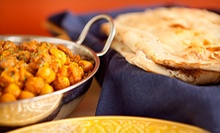 Indian Buffet for Two or Four or $7 for $15 Worth of Indian and Mediterranean Food at Kabab House