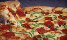 Pizza, Pasta, and Sandwiches at Marvelous Pizza (Half Off). Two Options Available.