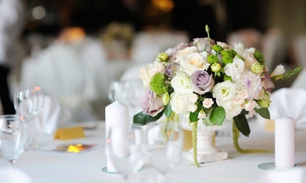 $679 for Wedding-Decor Package from Wedding Landscapes ($1,380 Value)