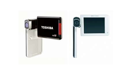Toshiba Camileo S30 HD Pocket Camcorder for £69.98 (22% Off) With Free Delivery