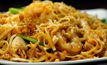 $40 Off Your Bill at Thai Place Restaurant. Two Options Available.