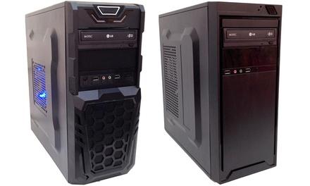 Torre de computador Intel Core 2 Duo, Intel Core i5-480M ou Intel Core i7-740QM desde 199€