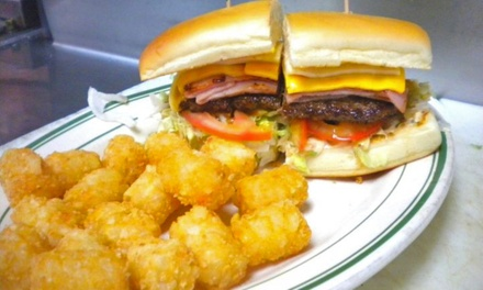 $15 for Three Groupons, Each Good for One Longburger Meal at Dea's In and Out (Up to $27.60 Total Value)