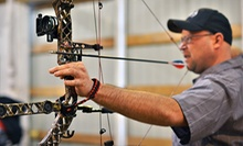 Lesson, Shooting Session, and Equipment Rental for Two or Four at Deer Creek Archery in Churchville (Up to 84% Off)