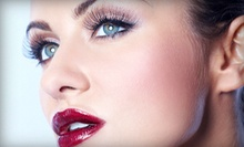 Mini or Full Set of Eyelash Extensions at Amenitys Hair Studio (Up to 64% Off)