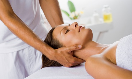60-Minute Massage, Facial and 30-Minute Massage, or Couples Massage at New Ageless Massage LLC (Up to 51% Off)