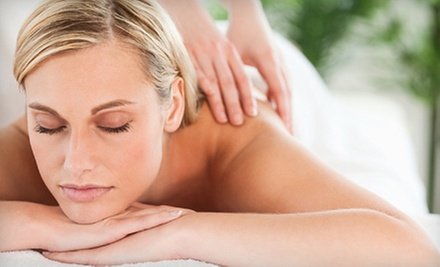 $35 for a 60-Minute Swedish or Deep-Tissue Massage at VL Touch Massage Therapy ($70 Value)