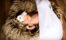 "$19 for a One-Hour Photo Shoot with One 11""x14"" Print and Complimentary Keepsake CD from McMaster Studio ($140 Value)"