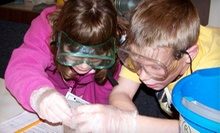 $25 for a One-Year Family Membership to Long Island Science Center ($50 Value)