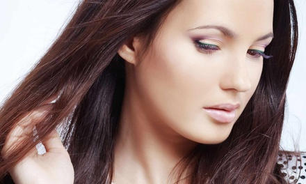 Haircut, Conditioning, and Blow-Dry with Optional Partial or Full Highlights at Sniptease Hair Studio (67% Off)
