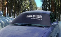GROUPON: Sno-Shield Windshield Protector Two-Pack Sno-Shield Windshield Protector Two-Pack