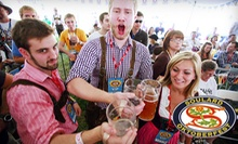 $35 for Unlimited Beer and an Official Mug at Soulard Sommerfest on Saturday, June 29 ($70 Value)