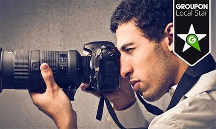 Luz do Deserto — Belém: workshop de fotografia profissional para uma ou duas pessoas desde 24€