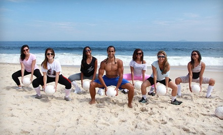 5 or 10 Brazilian Boot-Camp Classes at Cuerpaso (65% Off)