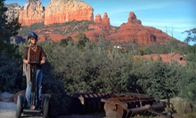 Desert Segway Tour for One or Two from Adventures Out West (Up to 54% Off)