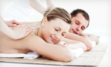 $79 for a Couples Spa Package with Massage, Hydrotherapy, and Hors d'Oeuvres at Panache Day Spa (Up to $175 Value)