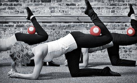 10 Pure Barre Classes or Two Weeks of Unlimited Classes at Pure Barre Charleston (Up to 66% Off)