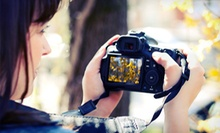 $49 for a Two-Hour Photography Workshop from Celladora Wedding Photography ($199 Value)