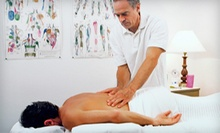 One, Two, or Three Chiropractic Sessions with Adjustments and Massages at Proactive Chiropractic (Up to 83% Off)