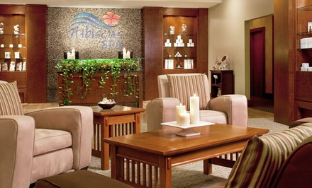 Massage or Facial or Pedicure with Spa Access at Hibiscus Spa at The Westin Las Vegas (Up to 47% Off)
