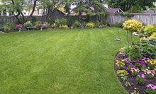 Weed-Control and Crabgrass Treatments for Lawn with Optional Slow-Release Fertilizer from Weed Man (75% Off)