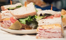 American Breakfast, Lunch, and Dinner Food at Calla Lily Cafe (Up to 53% Off). Two Options Available.