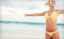 One or Two Brazilian Bikini Waxes at lay Bare Waxing Salon (Up to 58% Off)