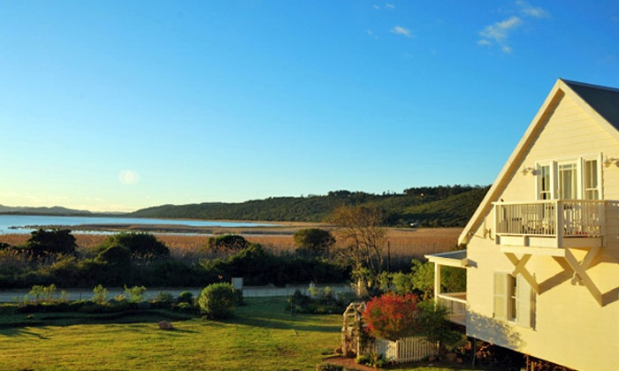 Beside Still Waters - Western Cape: Garden Route: Self-Catering Accommodation for Two at Beside Still Waters