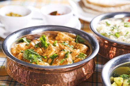 Three-Course Indian Dinner for Two or Four at Citrus Indian Fusion (Up to 43% Off). Groupon Reservation Required.