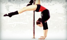 One Pole-Dancing Workshop, Pole Party for Up to Five, or Three-Week Exotic Dance Class at Pole for the Soul (Half Off)