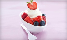 $10 for $20 Worth of Frozen Yogurt at Yeti Yogurt Frozen Creations