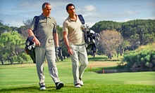 18-Hole Round of Golf for Two or Four Including Cart at Golf Manitou in Mont-Tremblant (51% Off)