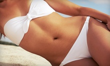 Two Spray Tans, Five UV Tans, or One Month of UV Tanning at Darque Tan (Up to 79% Off)