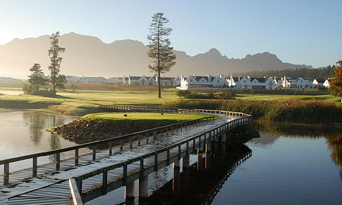 Winelands Golf Lodges - Winelands Golf Lodges: Stellenbosch: Two-Night Self-Catering Stay at Winelands Golf Lodges