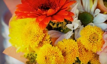$20 for $40 Worth of Floral Arrangements at The Master's Touch Florist