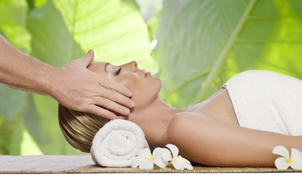 One or Three Facials or Pedicure with Facial at Spa at InterContinental LA (Up to 48% Off)