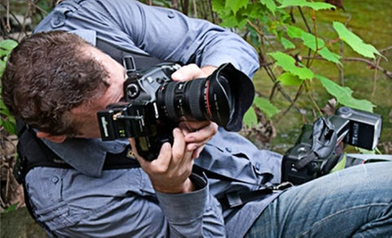 Two-Hour Digital-Photography Class for One or Two at Hayne Photographers (76% Off)