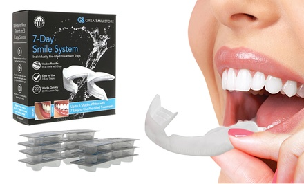 Great Smile Store 7-Day Smile Teeth-Whitening System
