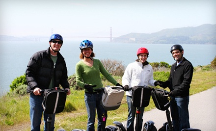 Segway Tour for One, Two, or Four from Segway of Oakland (Up to 67% Off)