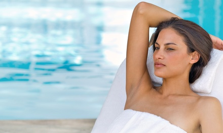Spa-Day Packages at Planet Hollywood Spa by Mandara (Up to 50% Off). Three Options Available.