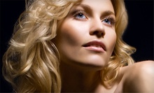 Haircut with Optional Single-Process Color or Partial Highlights at Dazzles Salon in Hackensack (Up to 71% Off)